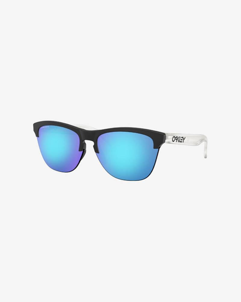 Oakley Frogskins Lite Sluneční brýle Černá Modrá Bílá