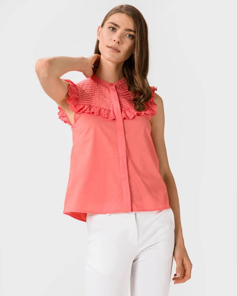 vero moda Oda Halenka Růžová