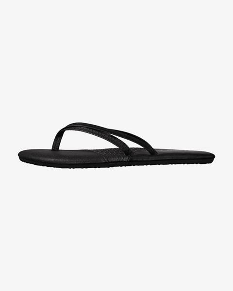 Černé pantofle o'neill