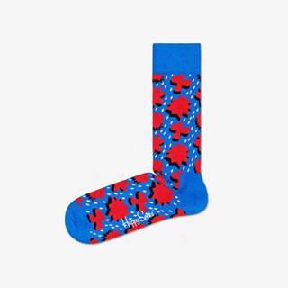 Comic Relief Ponožky Modrá Červená