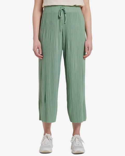 Zelené kalhoty tom tailor