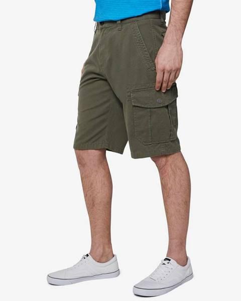 Zelené kraťasy tom tailor