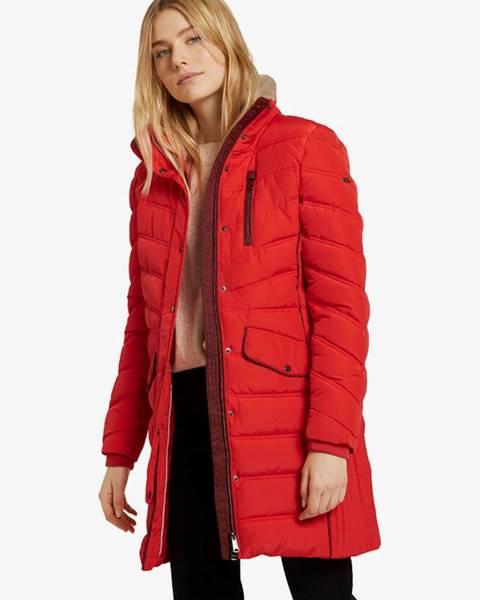 Červená bunda tom tailor