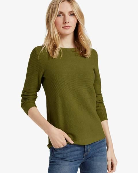 Zelený svetr tom tailor