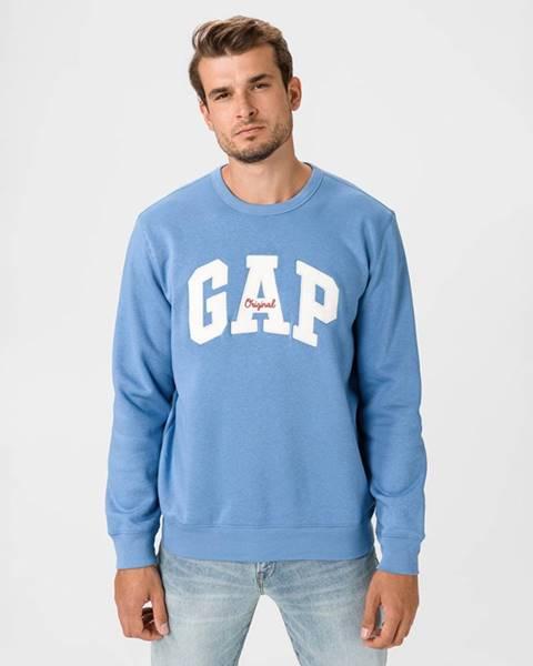 Modrá mikina GAP