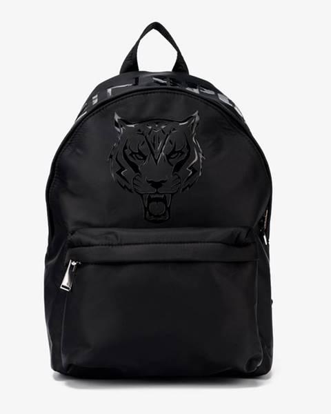 Černý batoh Philipp Plein Sport
