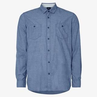 Košile Modrá