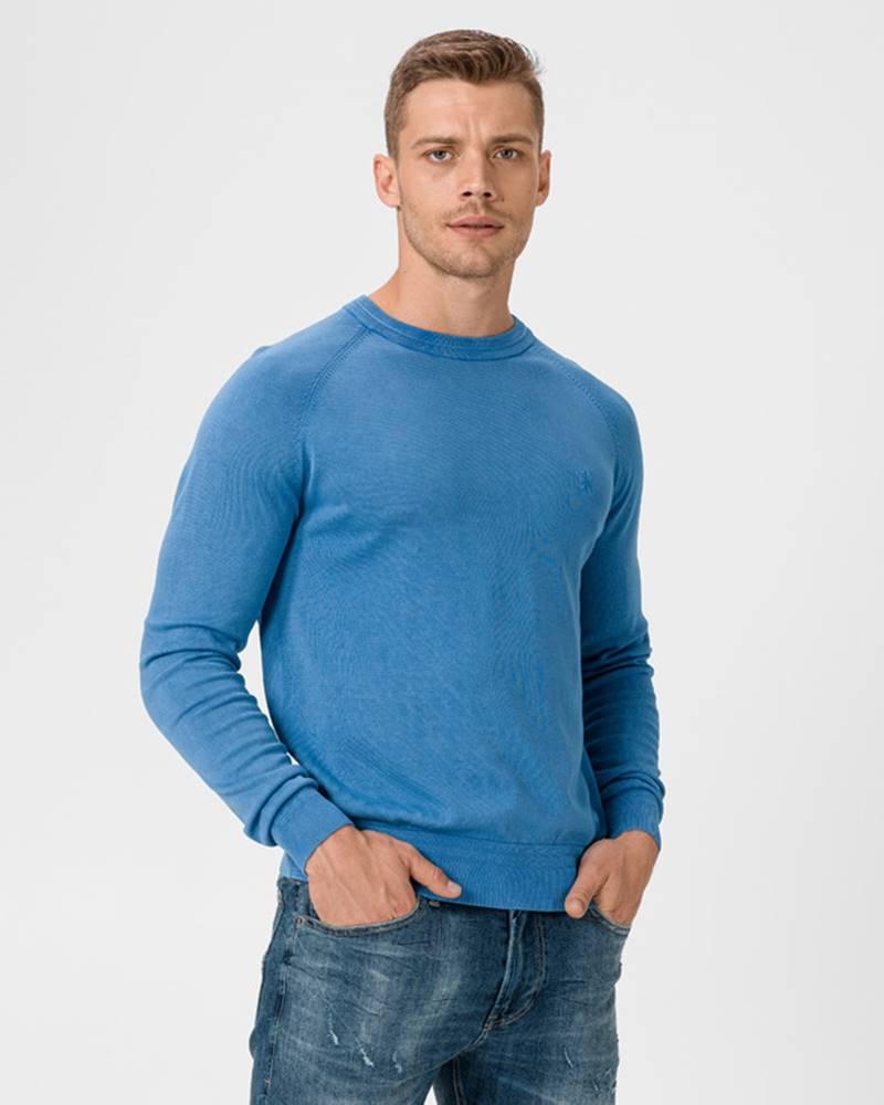 Calvin Klein Essential Svetr Modrá