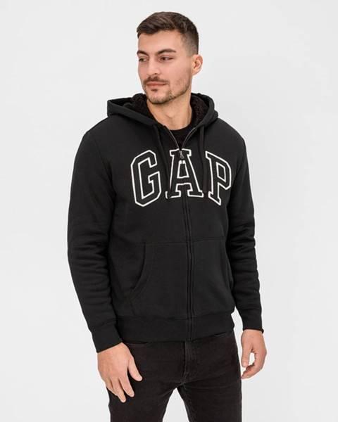 Černá mikina GAP