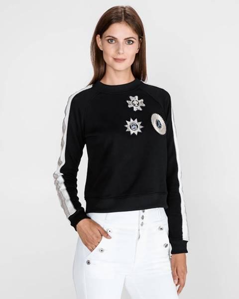 Černý svetr Just Cavalli