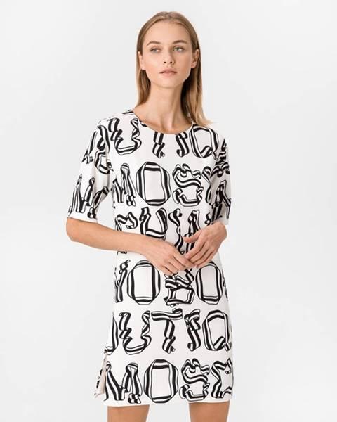 Bílá sukně Moschino