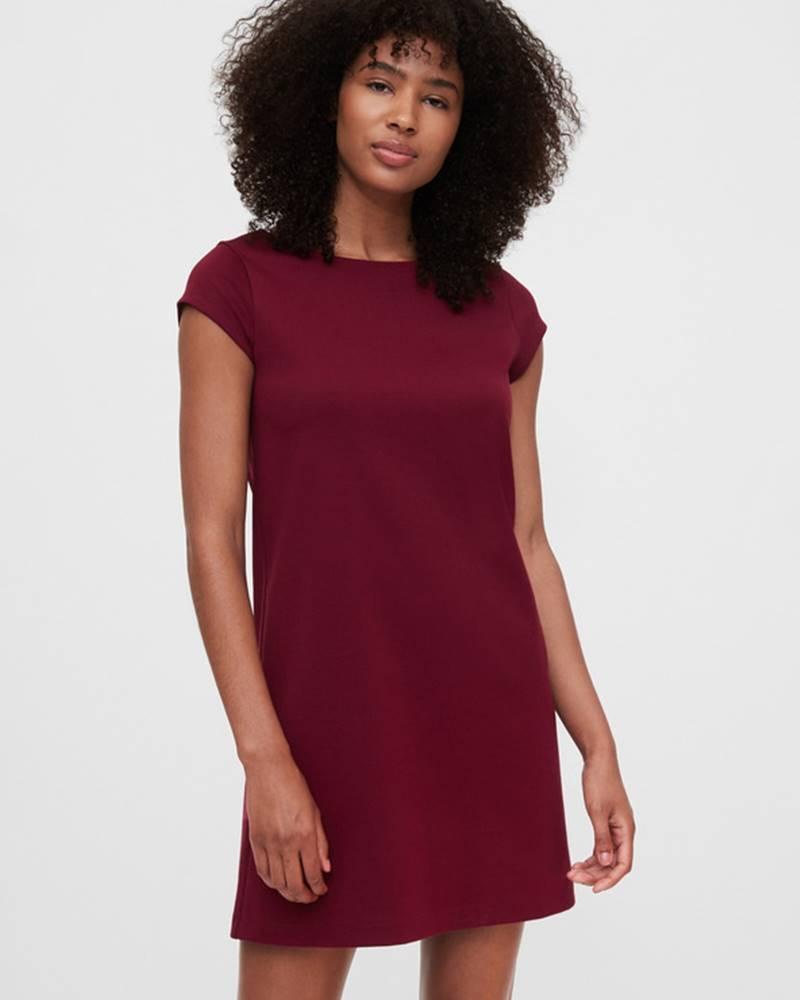 GAP Šaty Červená