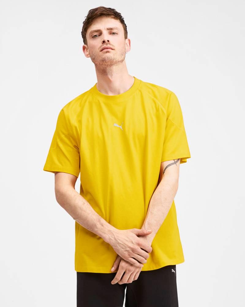 puma Epoch Triko Žlutá