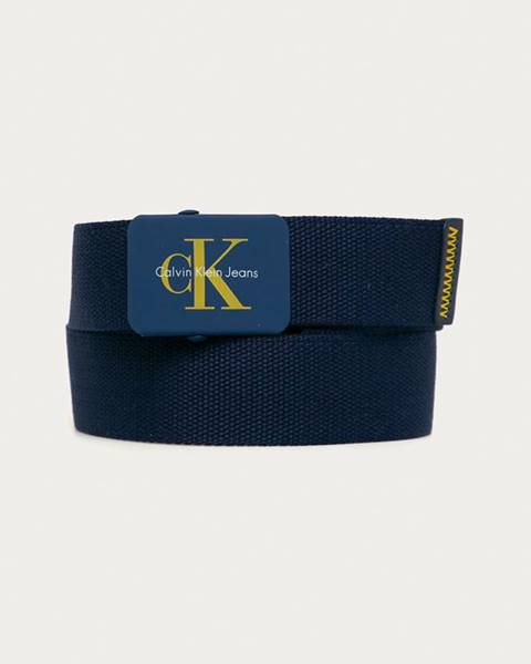 Modrý pásek calvin klein jeans