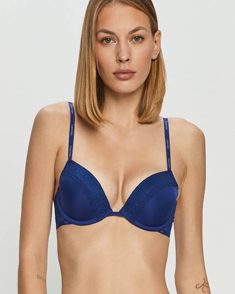 Modré spodní prádlo calvin klein underwear