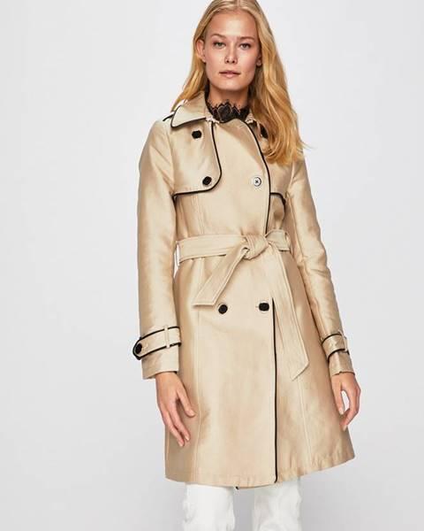 Béžová bunda Morgan