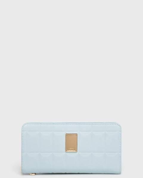 Modrá peněženka NOBO