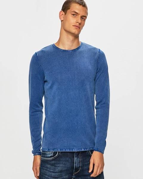 Modrý svetr only & sons