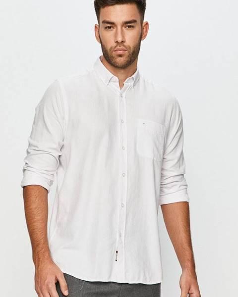 Bílé tričko cross jeans