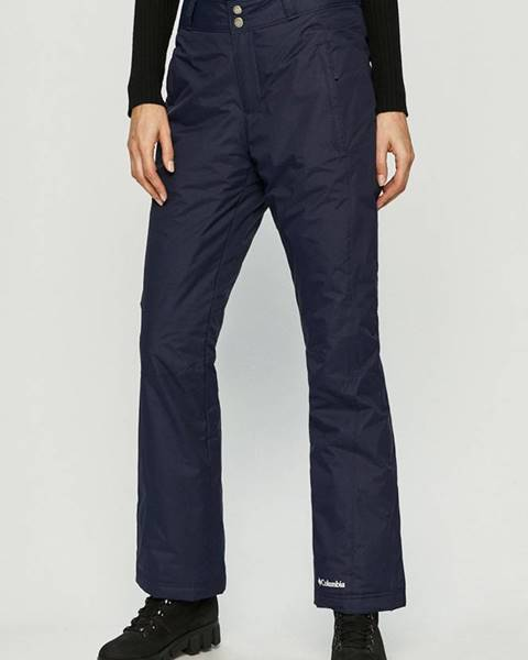 Modré kalhoty columbia