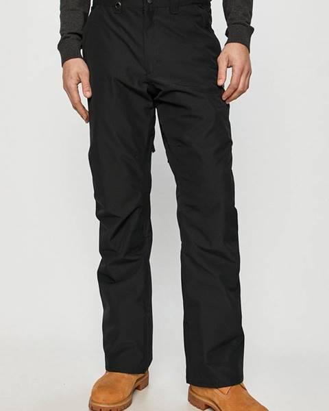 Černé kalhoty quiksilver
