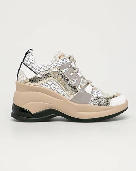 Zlaté boty Liu Jo