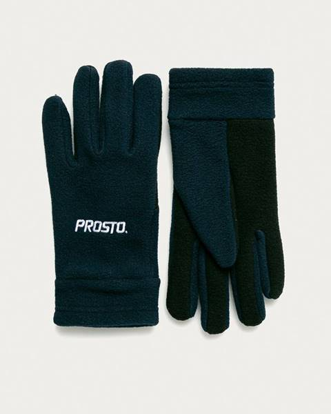 Modré rukavice Prosto