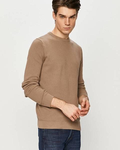 Hnědý svetr PRODUKT by Jack & Jones