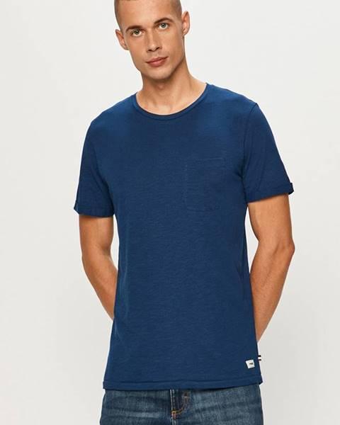 Modré tričko PRODUKT by Jack & Jones