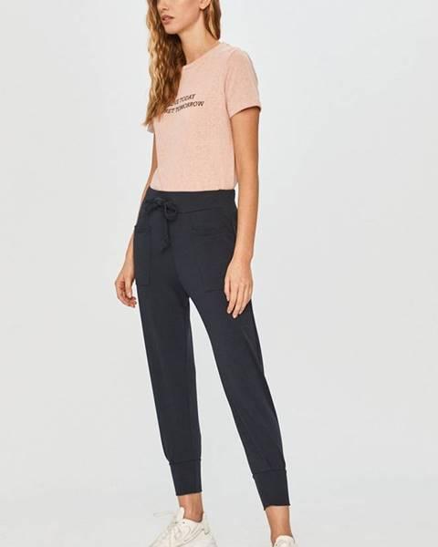 Modré kalhoty Answear Lab