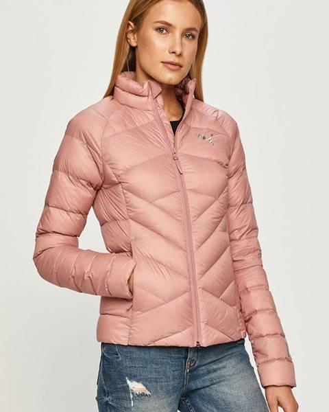 Růžová bunda puma