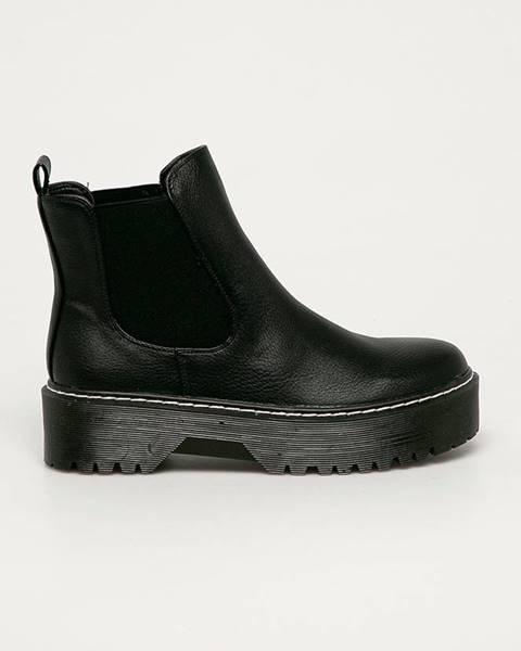 Černé boty tally weijl