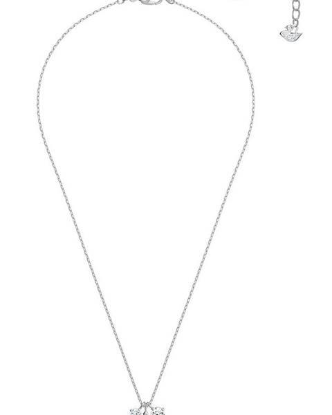 Stříbrný náhrdelník Swarovski