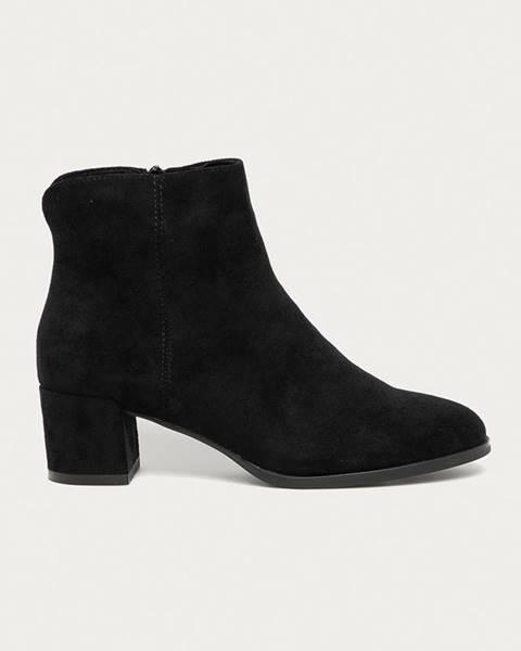 Černé boty Answear Lab