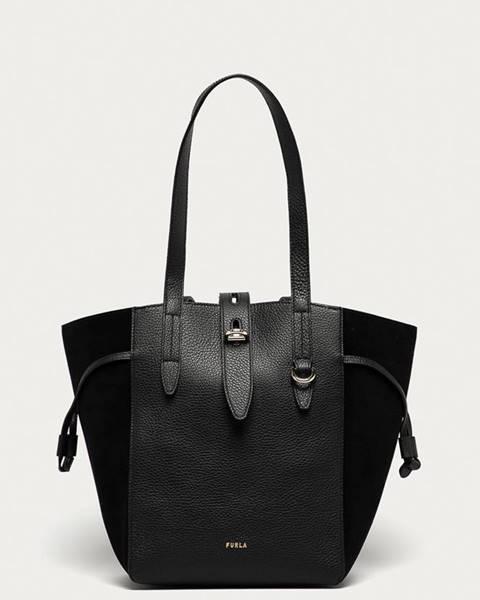 Černá kabelka Furla