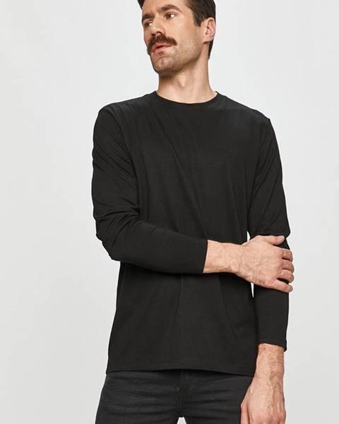 Černé tričko HUGO