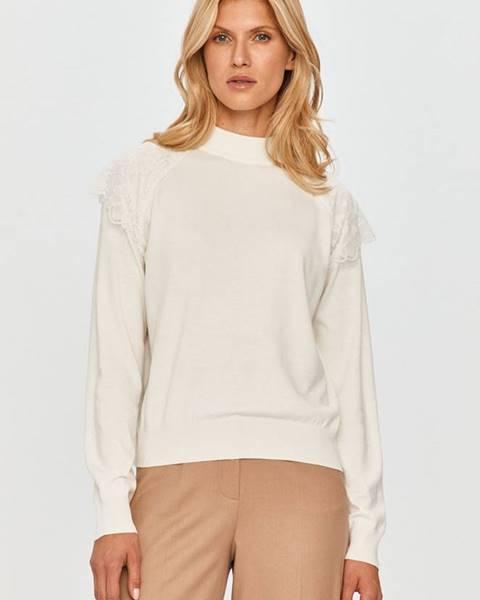Bílý svetr TWINSET