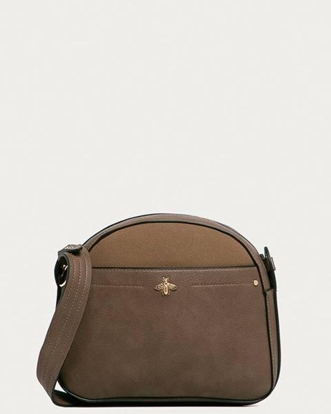 Béžová kabelka MEDICINE