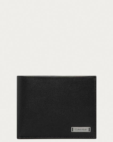 Černá peněženka calvin klein jeans