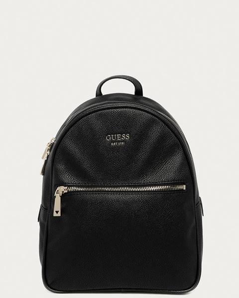 Černý batoh Guess