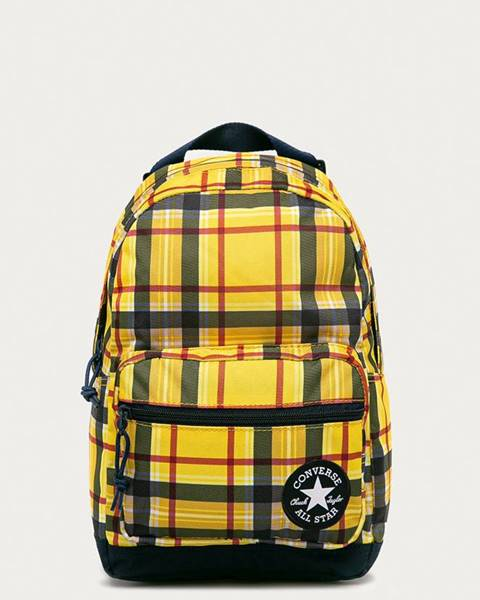Žlutý batoh converse
