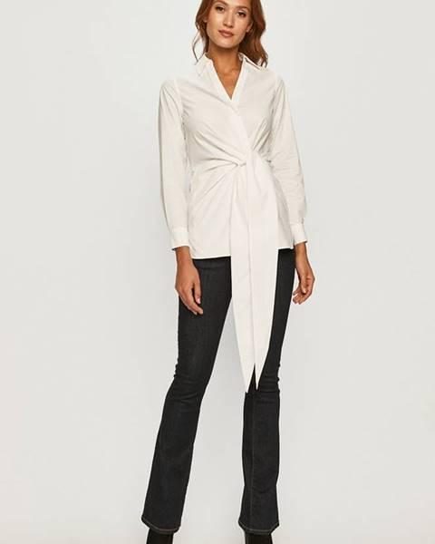 Bílý top AllSaints