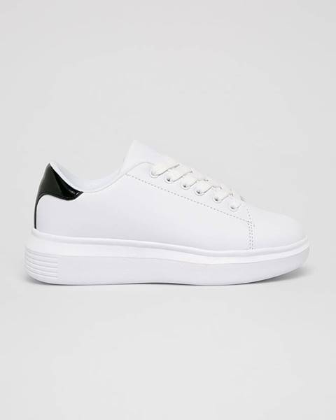 Bílé boty Truffle Collection