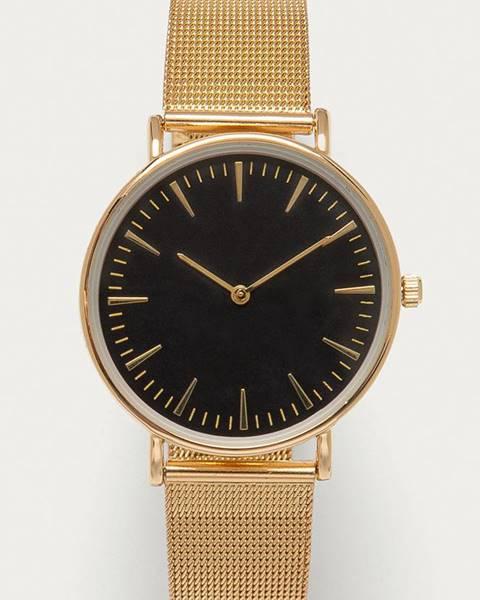 Žluté hodinky MEDICINE