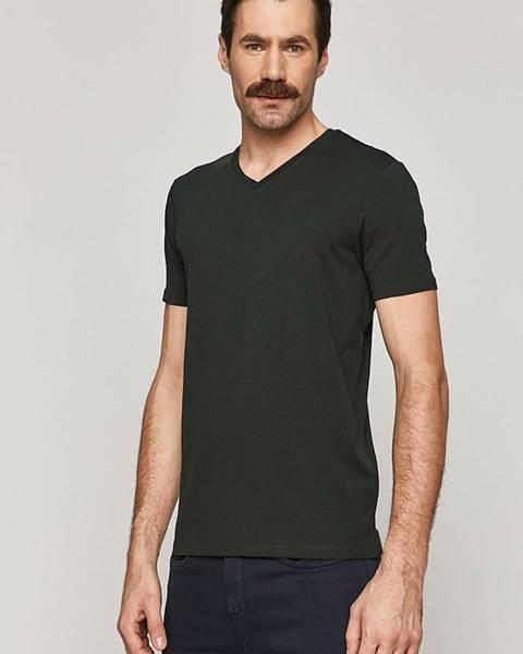 Zelené tričko MEDICINE
