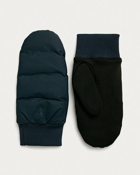 Modré rukavice Rains