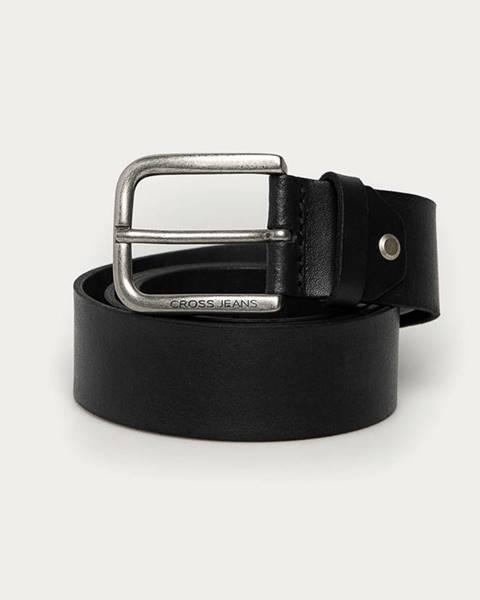 Černý pásek cross jeans