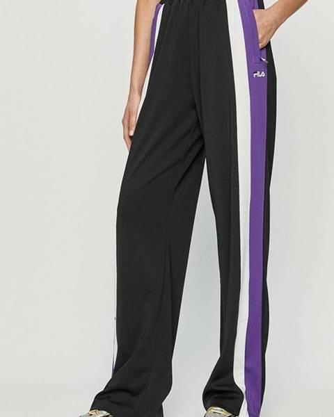 Černé kalhoty fila