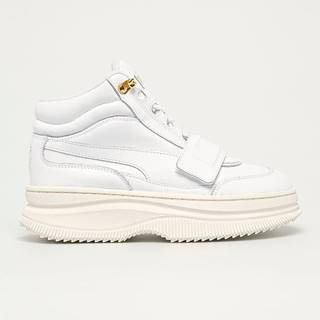 Puma - Kožené boty Deva Boot