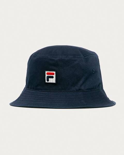 Modrá čepice fila